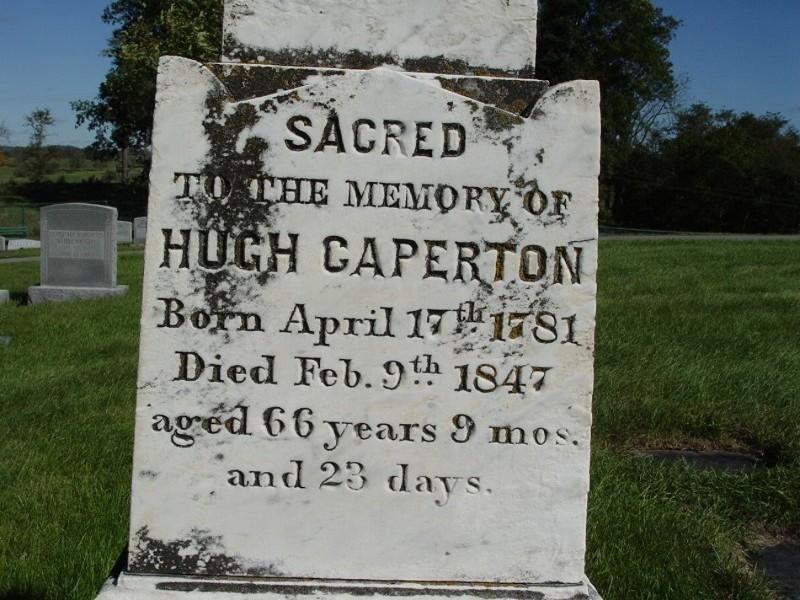 Hugh Elmwood Caperton