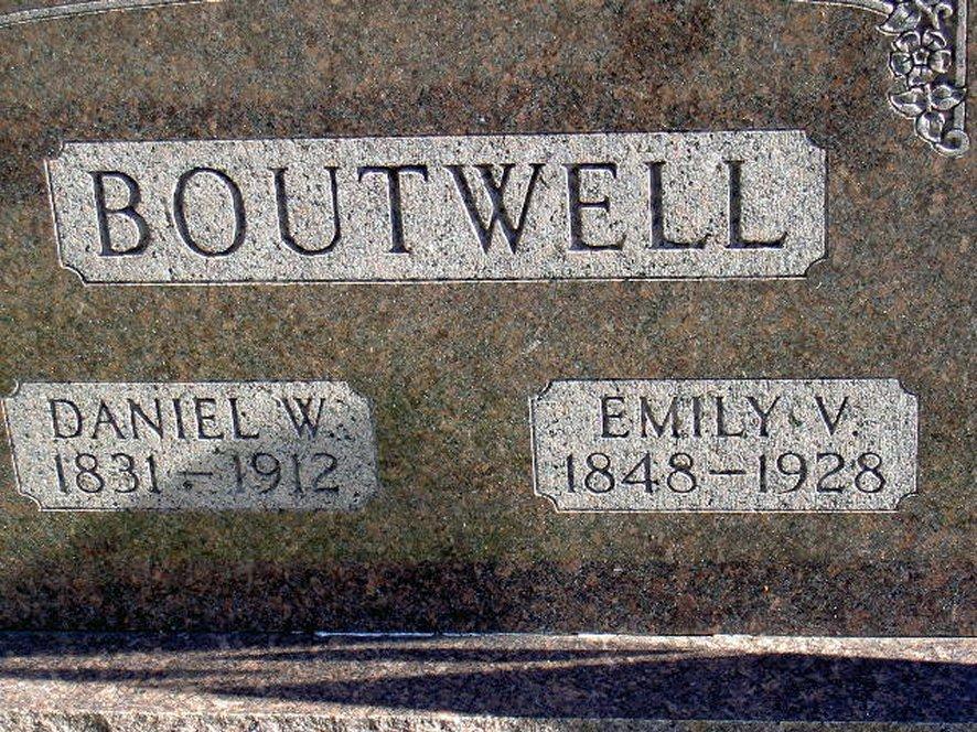 Daniel Webster Boutwell