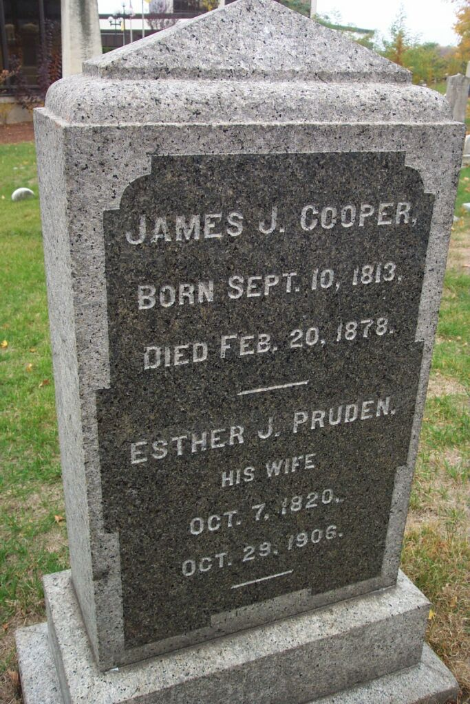 Esther J. <i>Pruden</i> Cooper