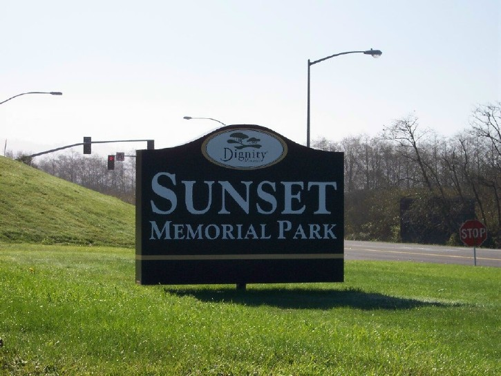 Find a grave sunset memorial park for Sunset memory garden funeral home