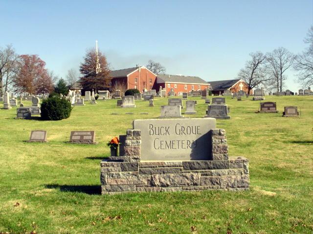 Buck Grove Baptist Church Cemetery