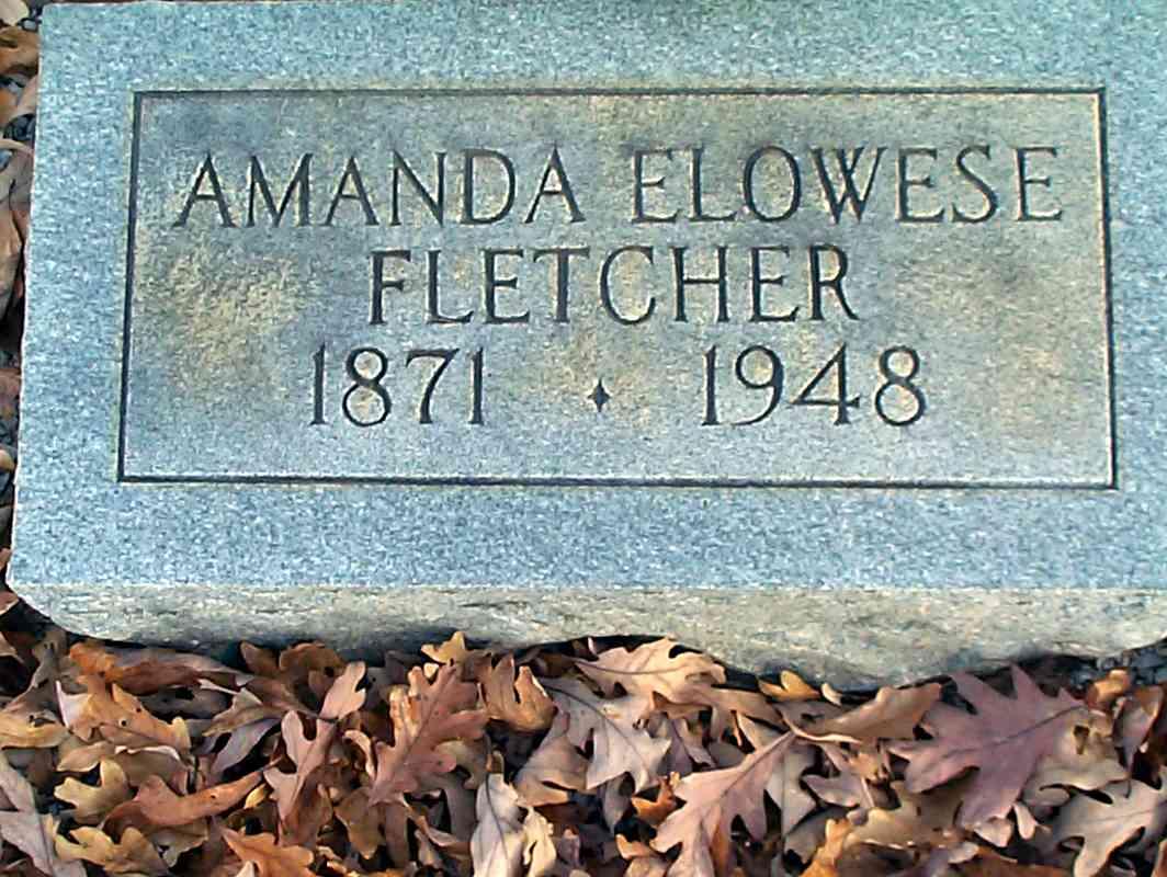 Amanda Elowese <i>Fletcher</i> Dermid