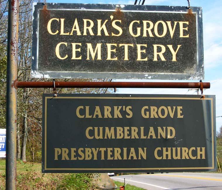 Clarks Grove Cemetery