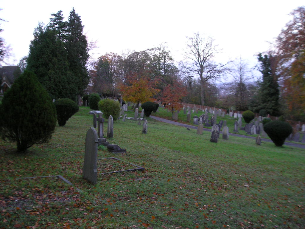 Guildford Cemetery