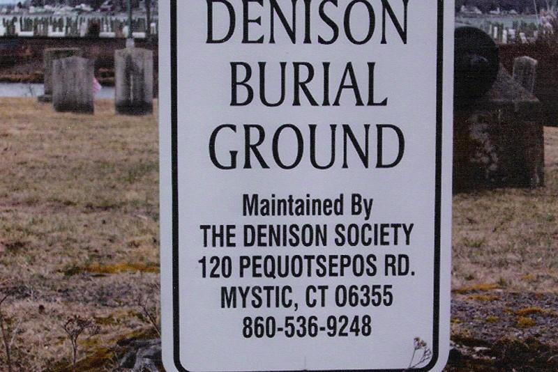 Denison Burying Ground