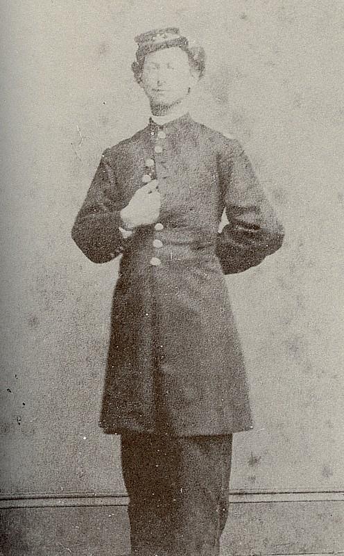 Maj Garrett Van Derveer Beekman