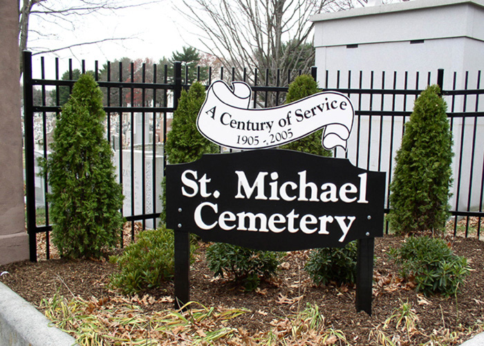 Saint Michael Cemetery in Boston, Massachusetts - Find A