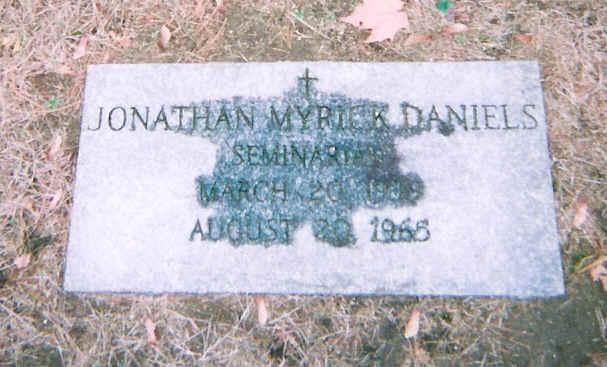 Jonathan Myrick Daniels