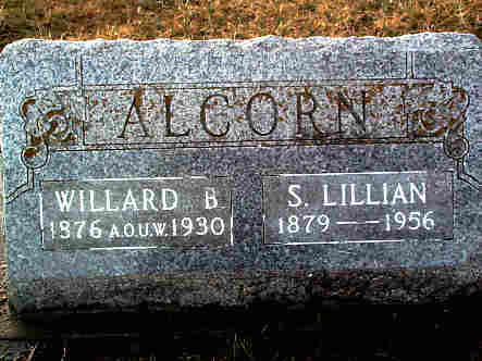 Susan Lillian <i>Ruby</i> Alcorn