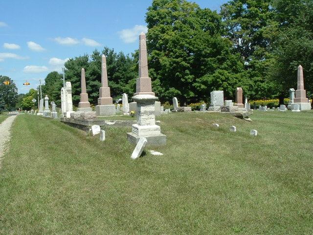 Newbre Cemetery in Battle Creek, Michigan - Find A Grave