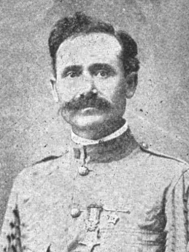 MSGT George Francis Berg