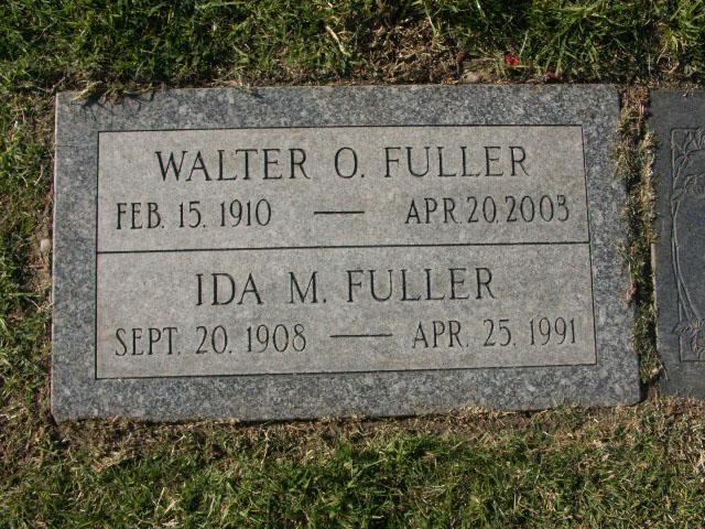 Walter O. Fuller