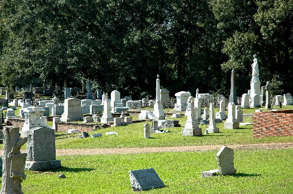 Kosciusko City Cemetery