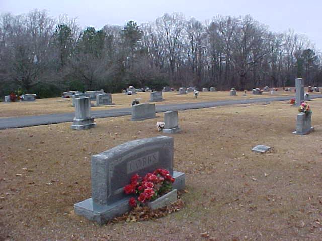 Vinemont Baptist Cemetery