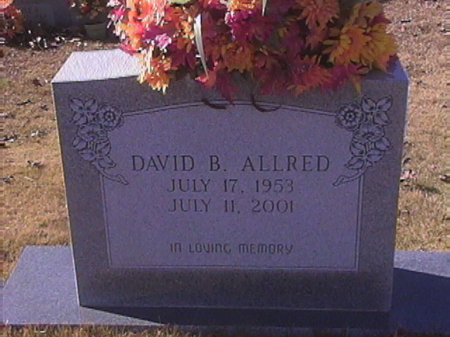 David B. Allred