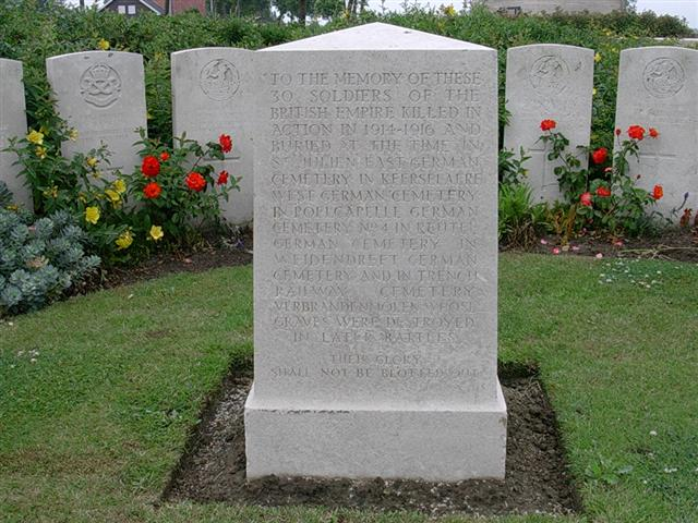 Perth Cemetery (China Wall)