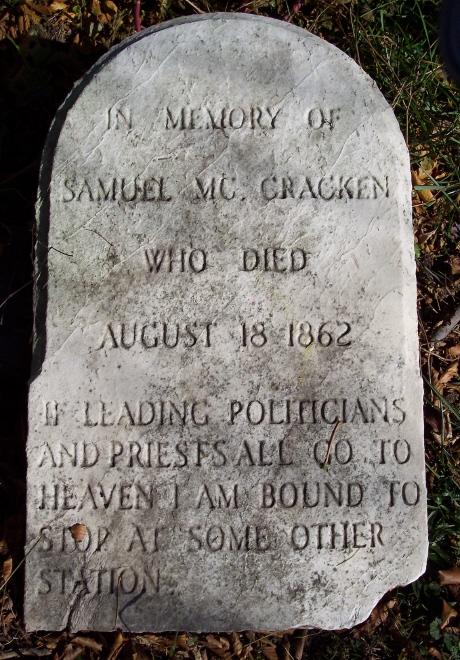 Samuel McCracken
