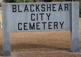 Blackshear City Cemetery