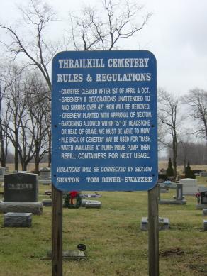 Thrailkill Cemetery