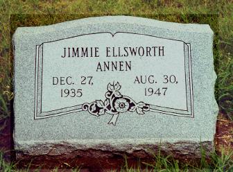 Jimmie Ellsworth Annen
