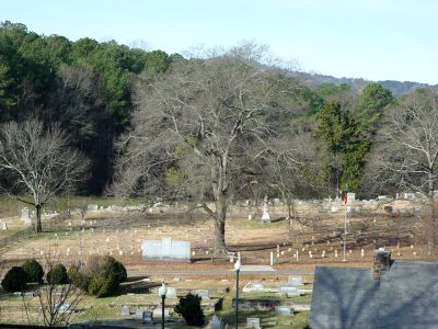 West Hill Cemetery