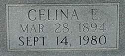 Celina Ethel <i>Pippin</i> Burgess