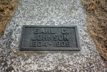 Earl Carl Johnson