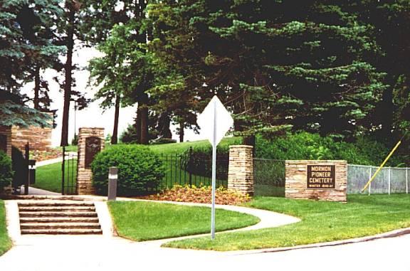 Mormon Pioneer Cemetery