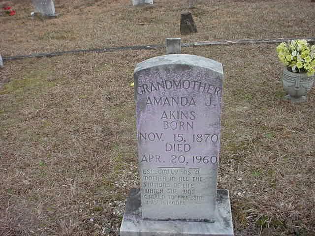 Amanda J. Akins