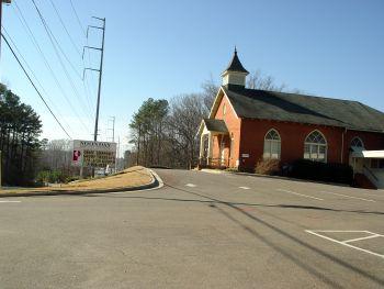Noonday Baptist Cemetery