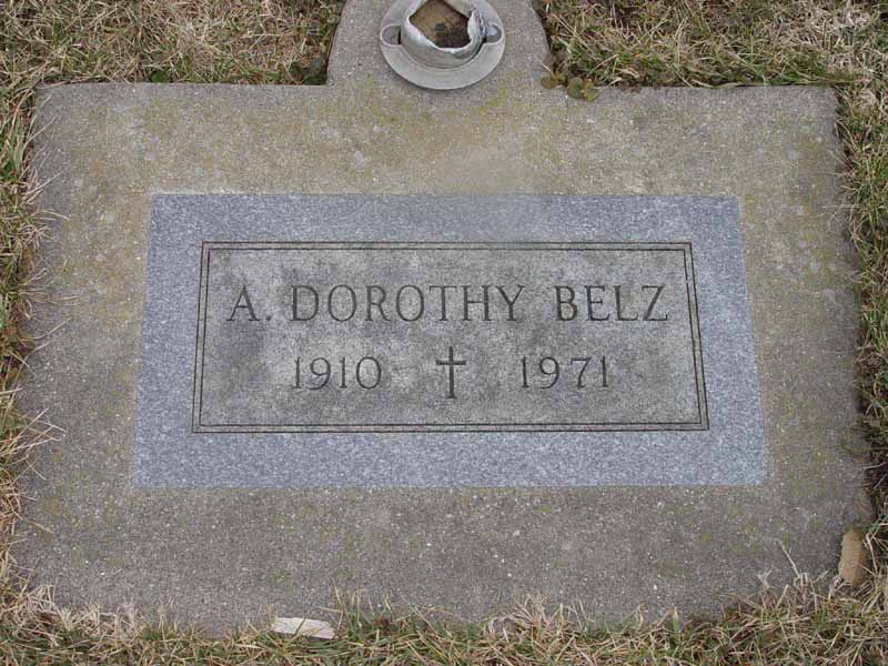 Alice Dorothy Belz