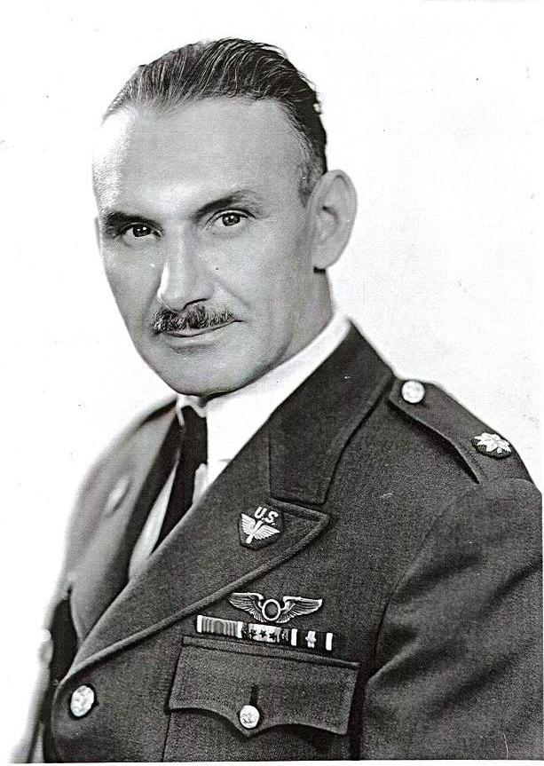 LTC Albert William Stevens