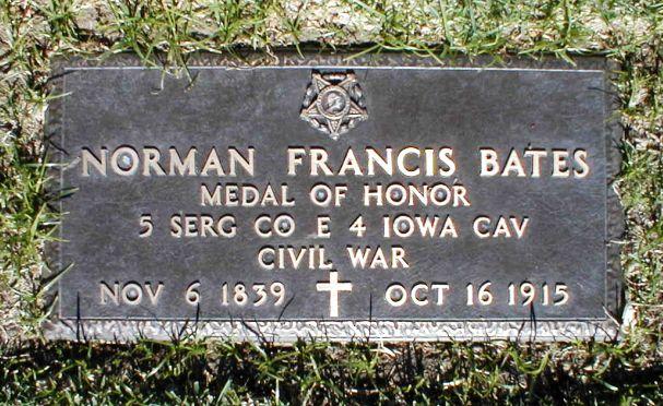 SGT Norman Francis Bates