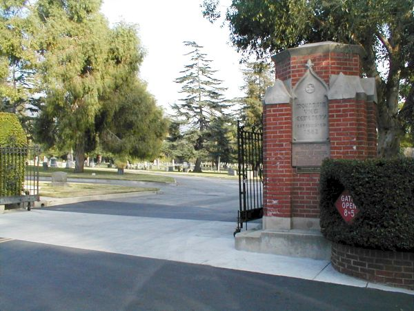 Mountain View Cemetery and Mausoleum