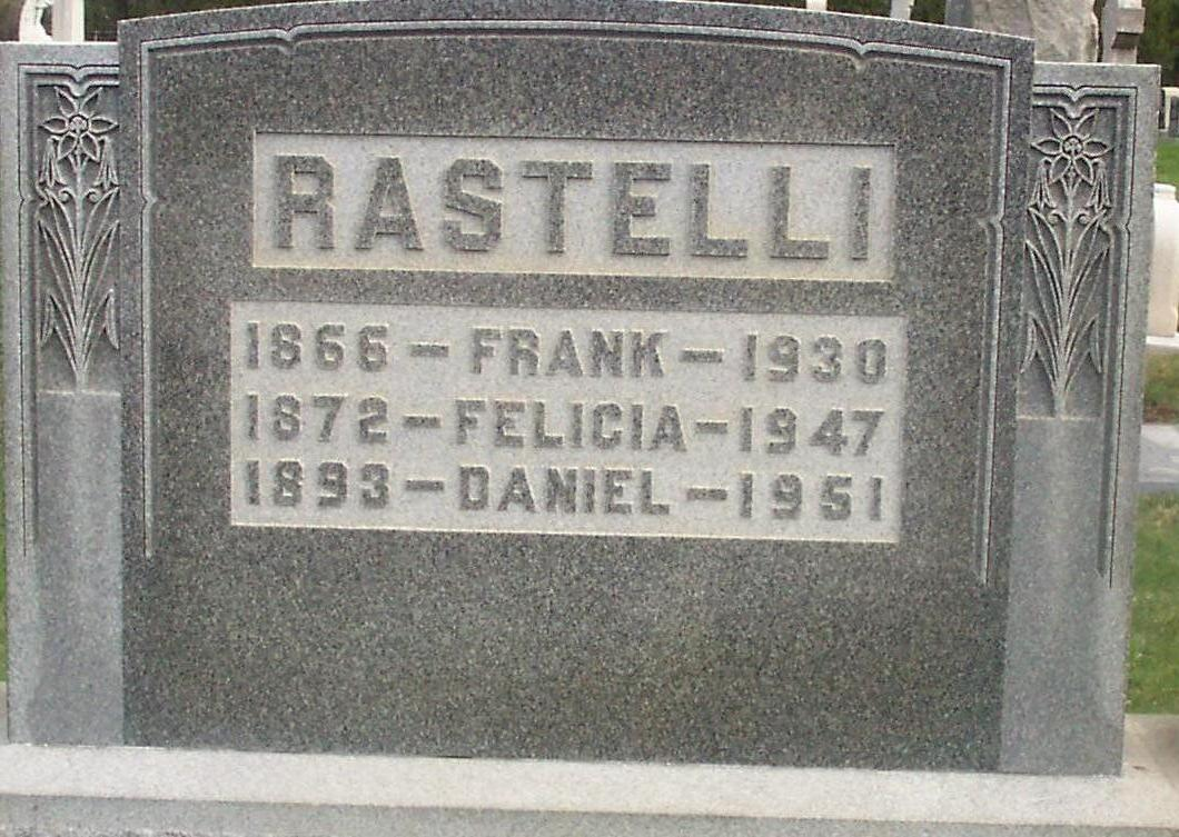 Pvt Dino Daniel Rastelli