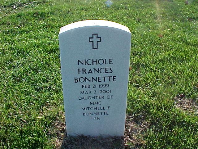 Nichole Frances Bonnette