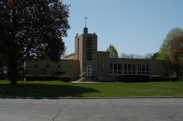 Saint Mary Catholic Cemetery and Mausoleum