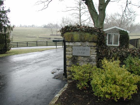 Claiborne Farm Equine Cemetery