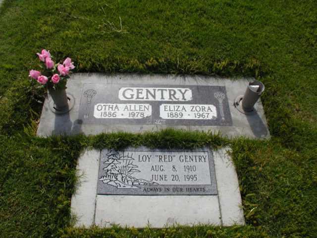 Eliza Zora <i>Miller</i> Gentry