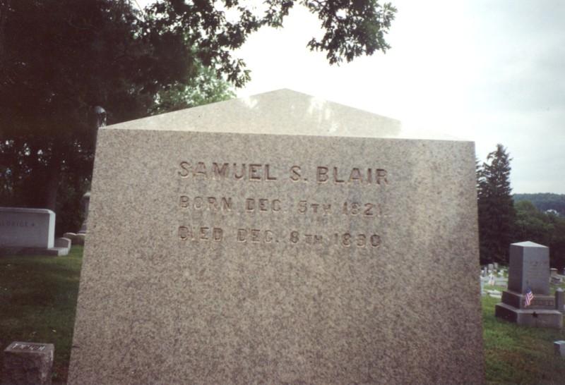 Samuel Steele Blair