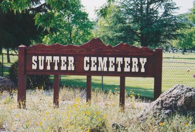 Sutter Cemetery