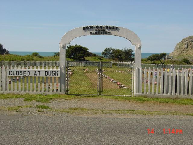 How-On-Quet Cemetery