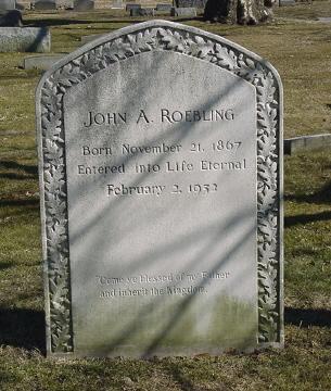 John Augustus Roebling, II