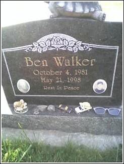 Benjamin Allen Ben Walker