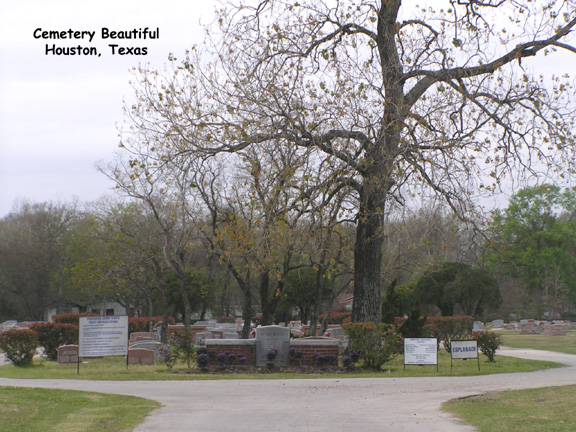 Cemetery Beautiful