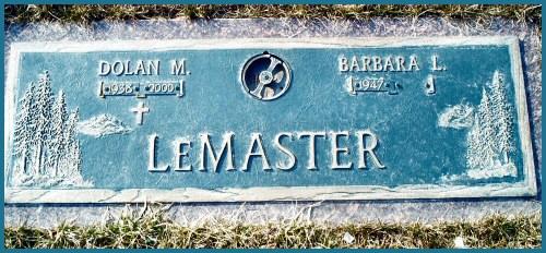 Dolan M. LeMaster