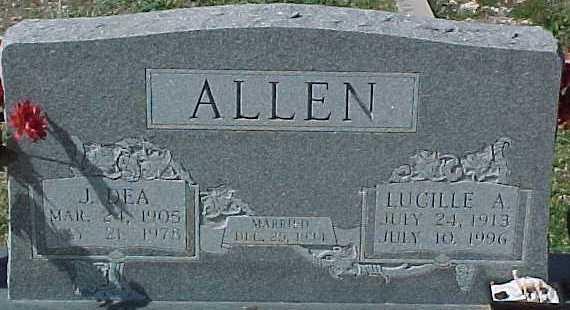 Lucille A Allen