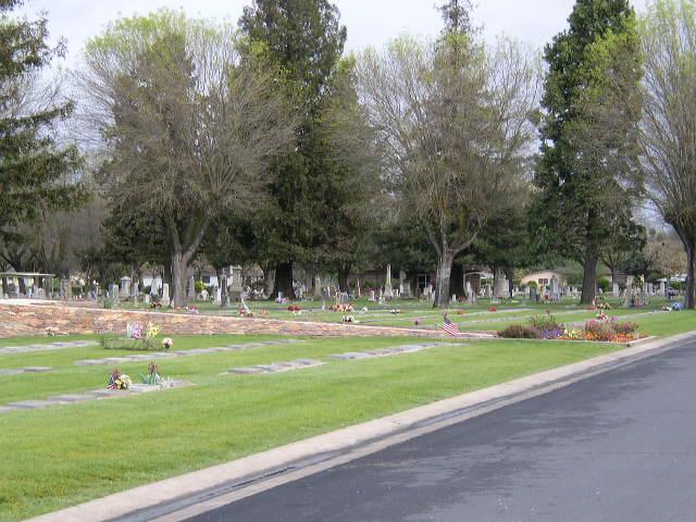 Arbor Vitae Cemetery