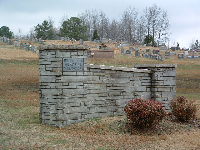 Hill Crest Memorial Cemetery