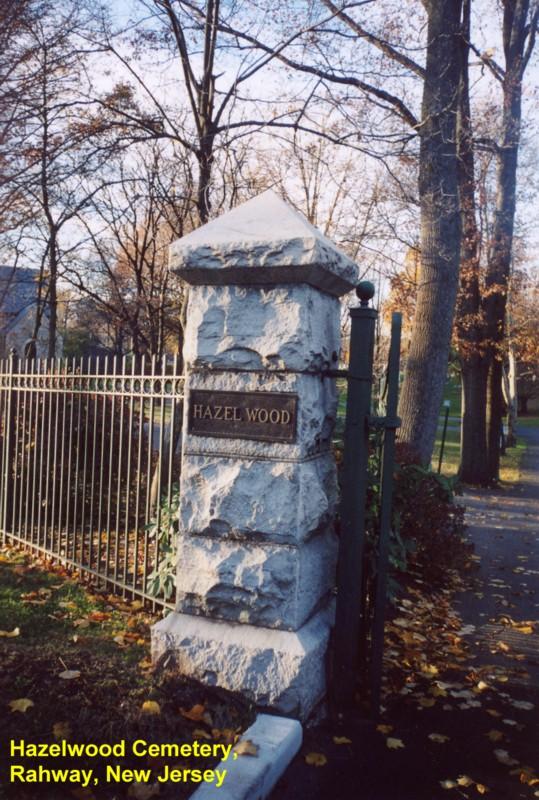 Hazel Wood Cemetery